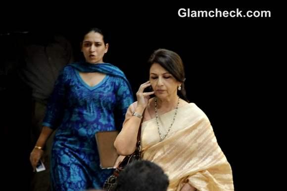 Saif-Kareena Wedding sharmila tagore