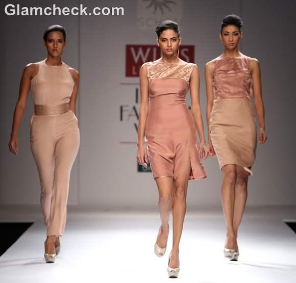 Sakshee Pradhan collection WIFW S-S 2013