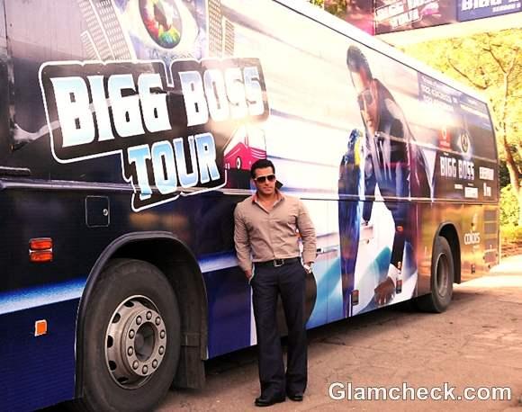 Salman Khan Launch Big Boss TV Tour