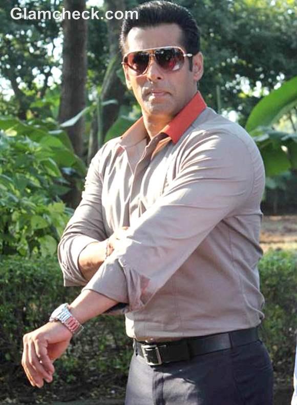 Salman Khan at Launch of Big Boss TV Tour