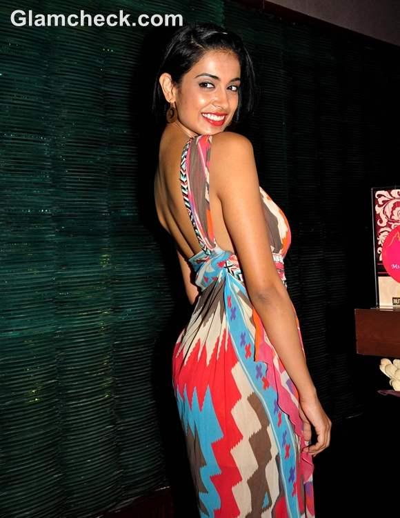 Sarah Jane Dias Aroma Thai Spa launch Mumbai