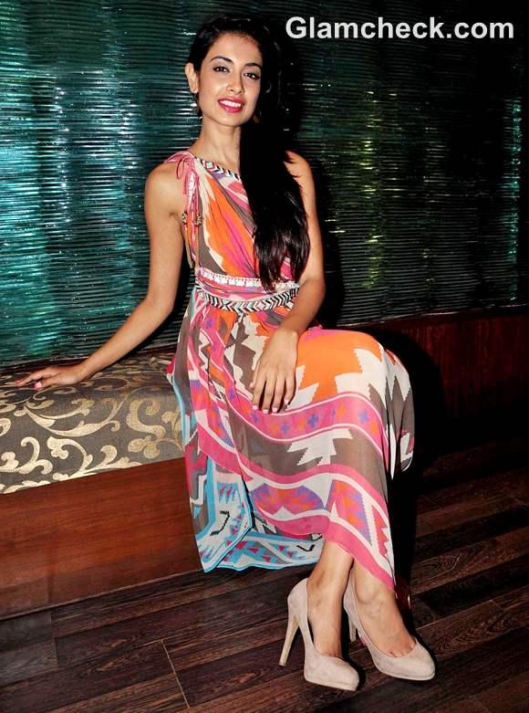 Sarah Jane Dias Aroma Thai Spa launch in Mumbai