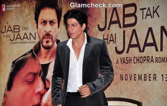 Shah Rukh Khan Jab Tak Hain Jaan Saans song