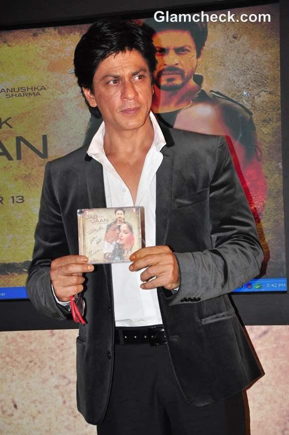 Shah Rukh Khan Saans Jab Tak Hain Jaan