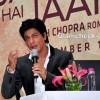 Shah Rukh Khan at the song release Saans Jab Tak Hain Jaan