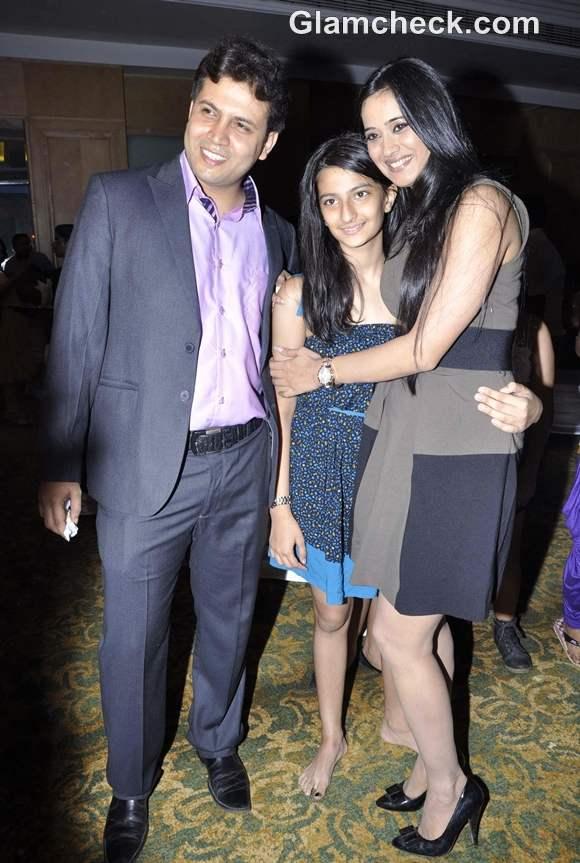 Shweta Tiwari Daughter Birthday party
