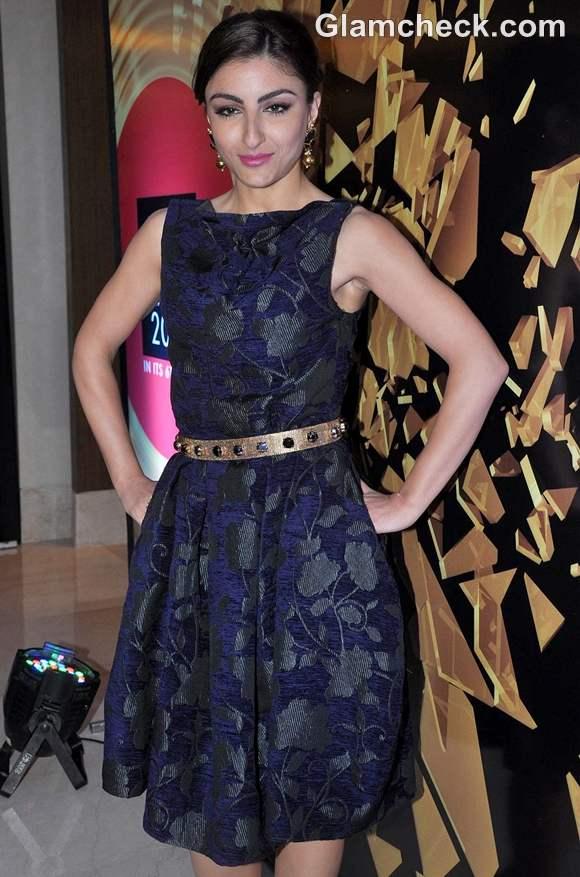 Soha Ali Khan ELLE Beauty Awards 2012