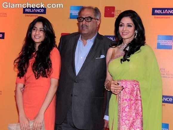Sridevi Inaugurates Mumbai Film Festival At Opening Ceremony