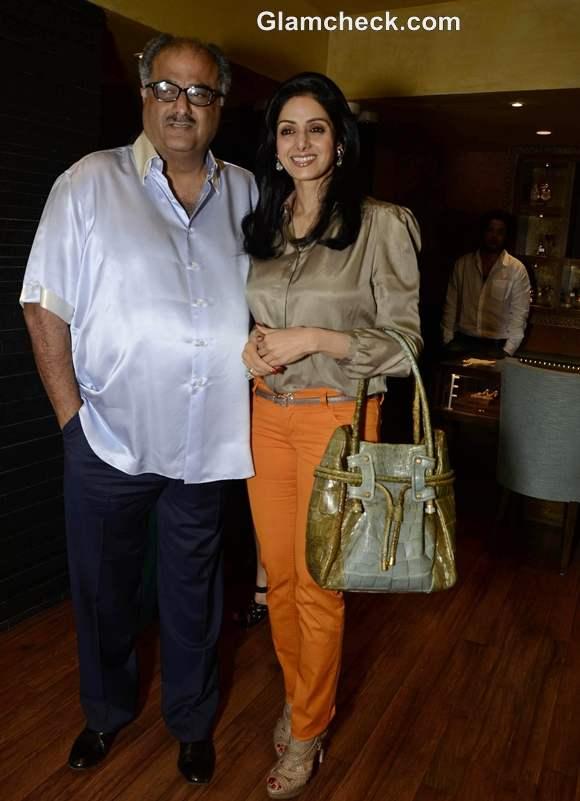 Sridevi Launch Sister-in-law Latest Jewellery Range