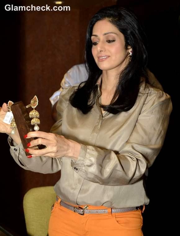 Sridevi Launches mahdeep Jewellery Range