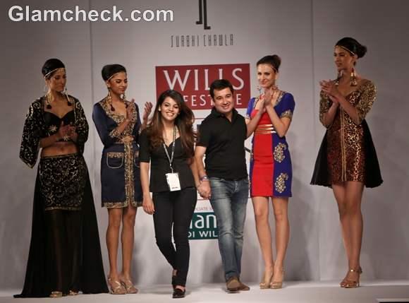Surabhi Chawla WIFW S-S 2013