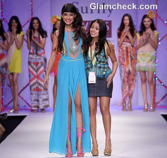 Surily Goel Collection S-S 2013 wifw-11