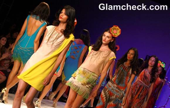 Surily Goel Collection S-S 2013 wifw