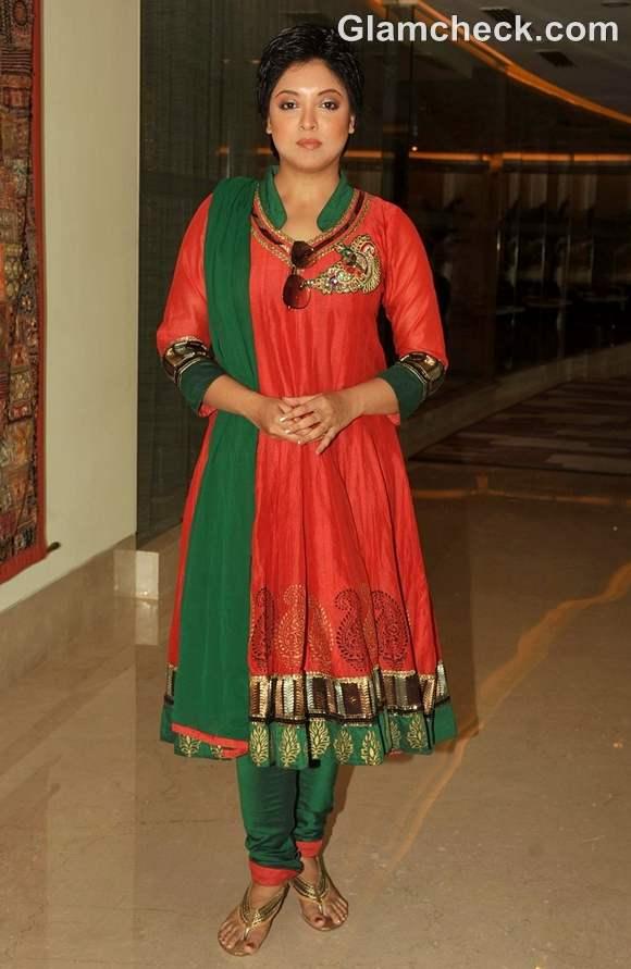 Tanushree Dutta at Cancer Rose Day at CPAA