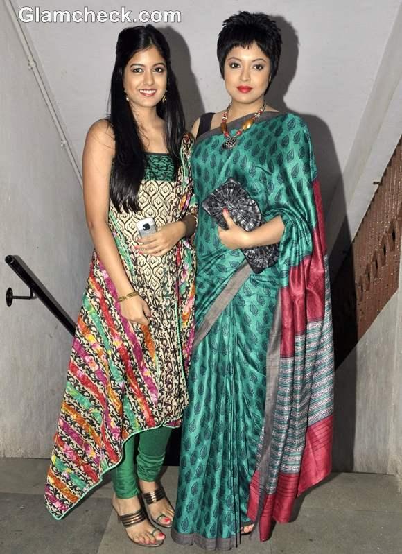 Tanushree Dutta sister ishita dutta