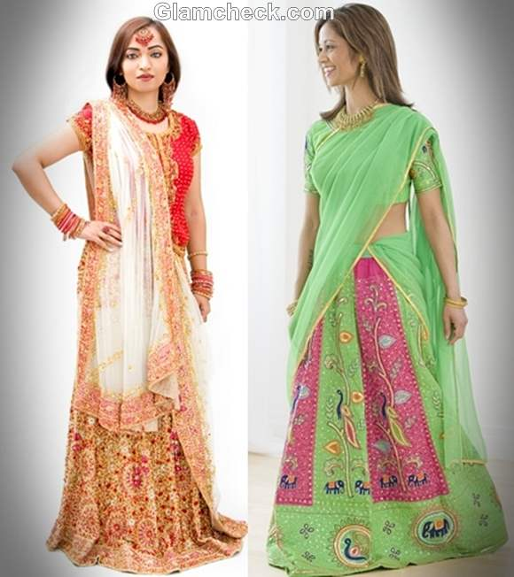 Traditional clothes dandia garba navratri