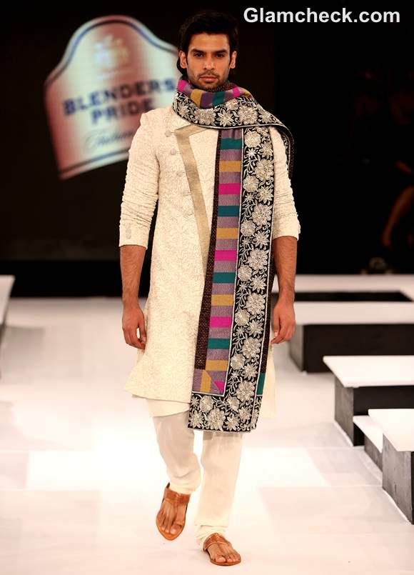 Vikram Phadnis mens Collection Blenders Pride fashion Tour 2012 Mumbai