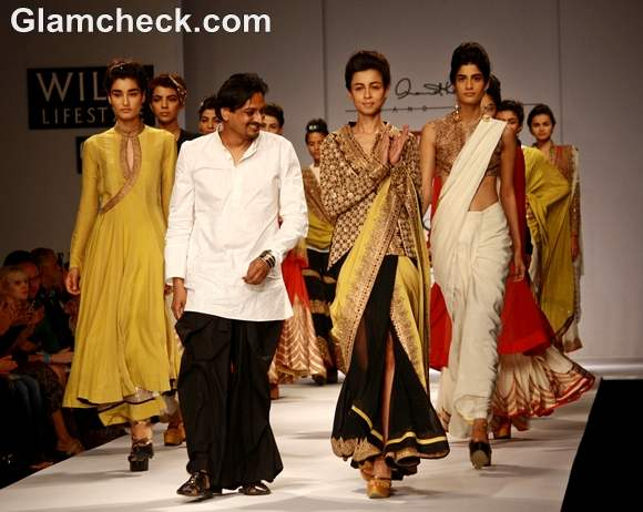 WIFW S-S 2013 Anand Kabra collection