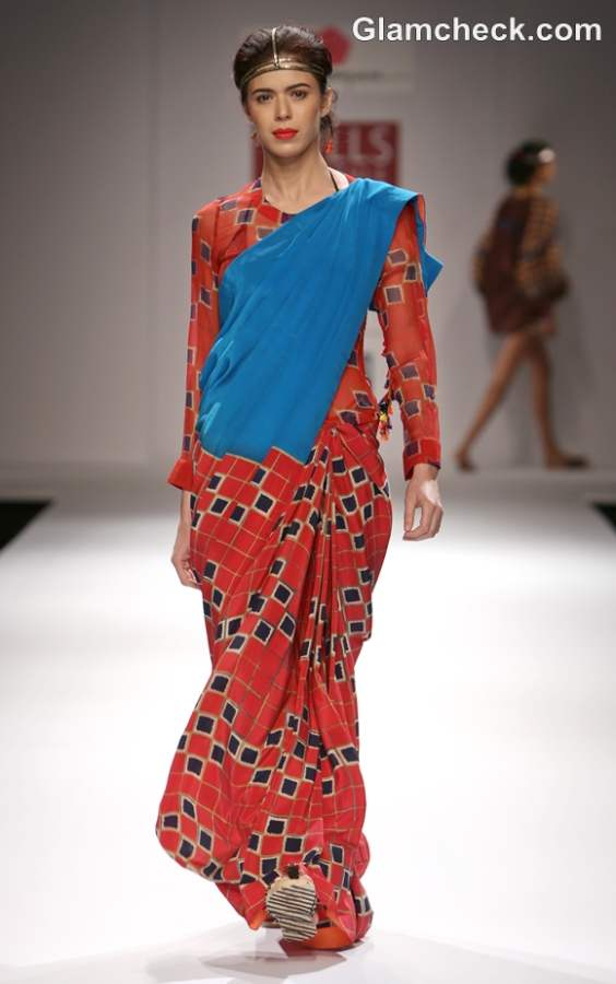 WIFW S-S 2013 Anupama Dayal collection Day 3