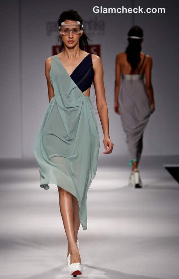 WIFW S-S 2013 Gaurav Ritika collection Ebb and Flow-3