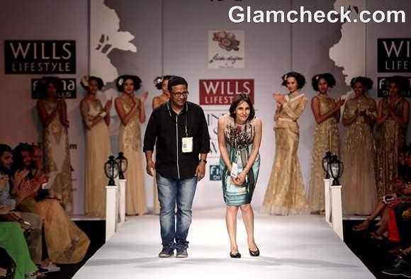 WIFW S-S 2013 Geisha Designs Paras Shalini