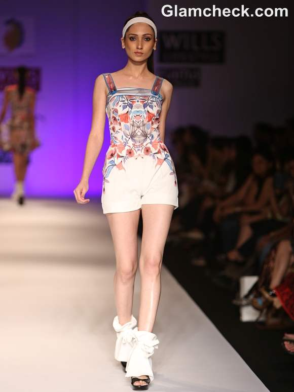 WIFW S-S 2013 Hemant and Nandita collection
