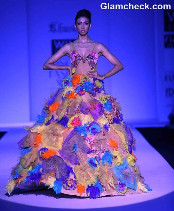 WIFW S-S 2013 Khushi Z Collection
