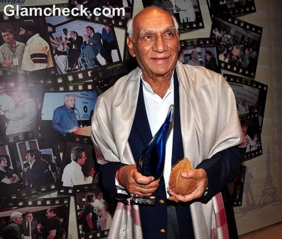 Yash Chopra Lifetime Achievement Award