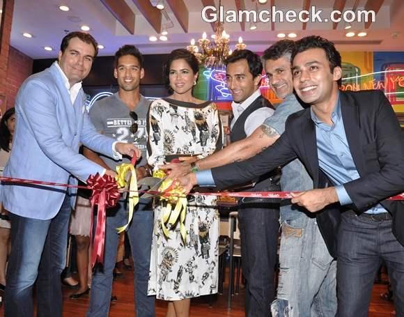 celebs at Kiehls Mumbai Launch