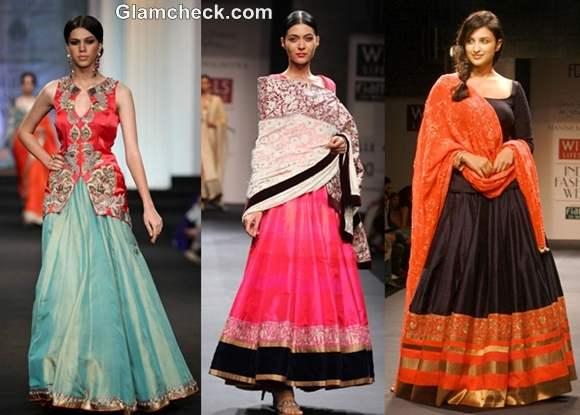 diwali fashion lehenga