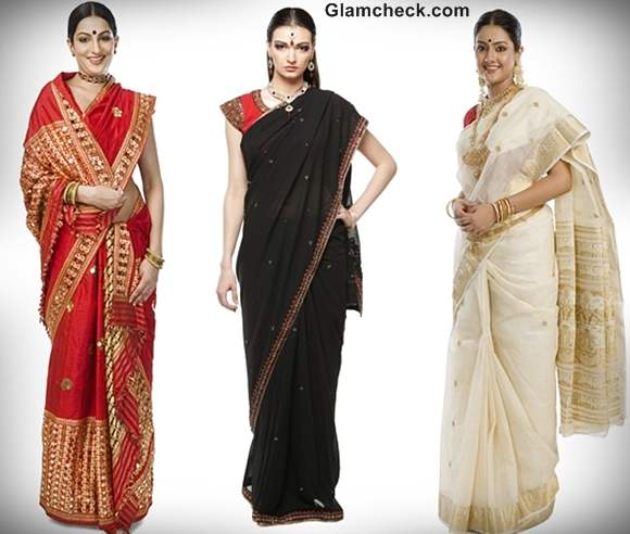 diwali traditional dressing tips sari