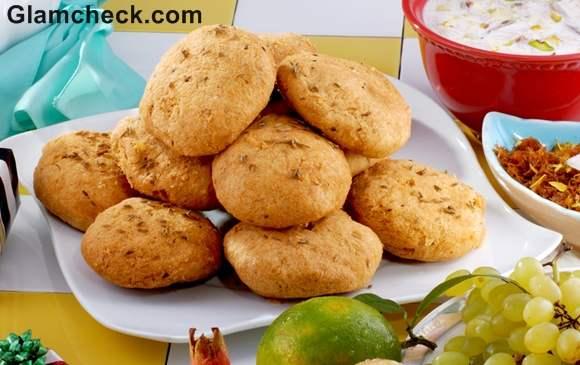 kachori Indian Snacks Diwali