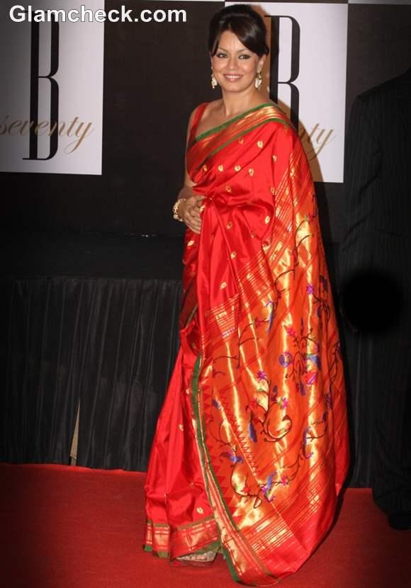mahima choudhary Amitabh Bachchan 70th Bday party