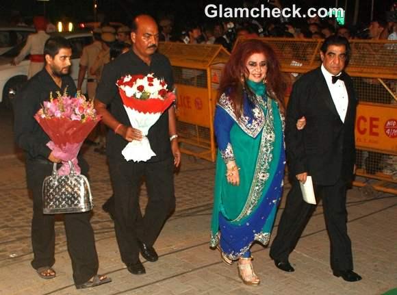 saif-kareena wedding reception party shenaaz hussain