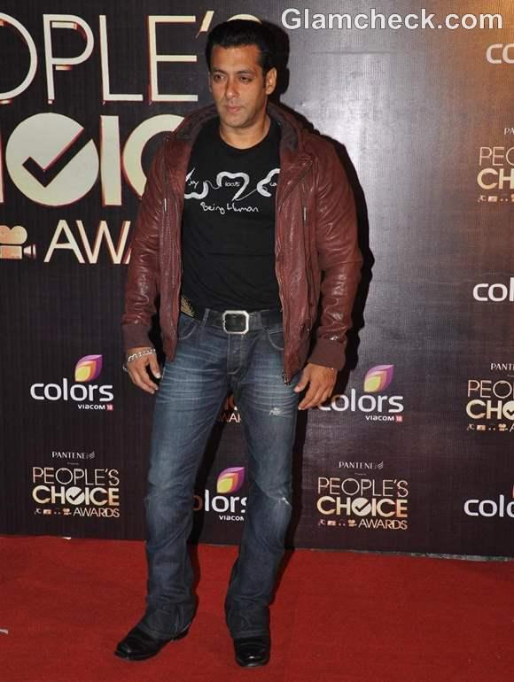 salman khan Peoples Choice Awards 2012