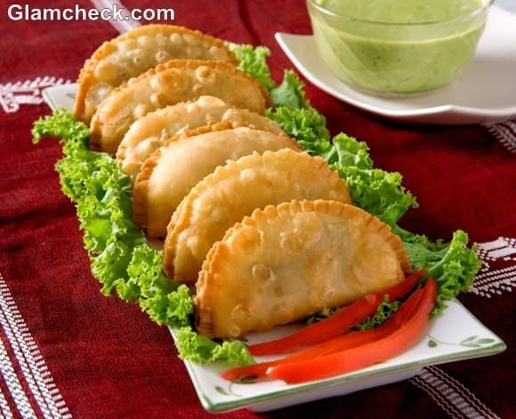 samosas Indian Snacks Diwali