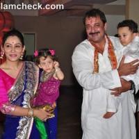sanjay dutt Maanyata maata ki chowki navratri 2012