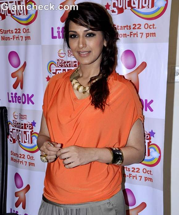 sonali bendre 2012 hairstyle