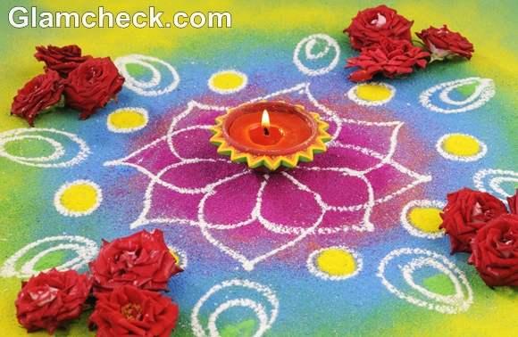 traditional rangoli designs for diwali