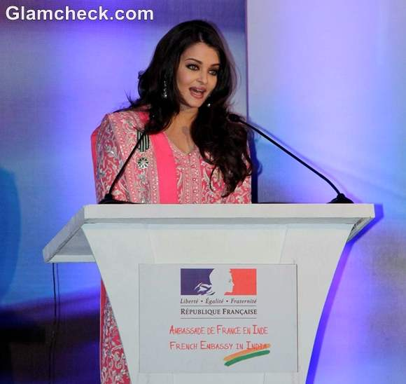 Aishwarya Rai Conferred High French Honour at Ceremony in Mumbai
