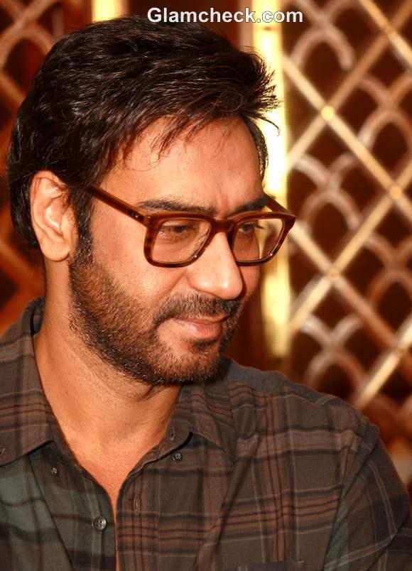 Ajay Devgan promote Son of Sardar in New Delhi