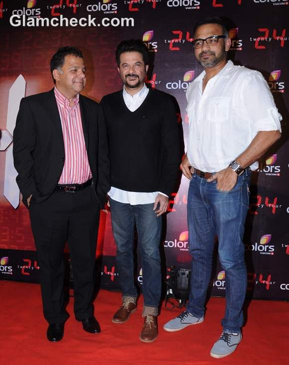 Anil Kapoor TV Debut with Indian Version of 24