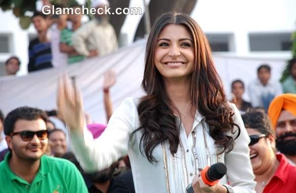 Anushka Jab Tak Hai Jaan Promotions Jalandhar