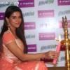 Asin in an Anarkali Promotes Khiladi 786 at Fame