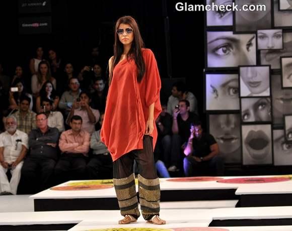Asmita Marwa Blenders Pride Fashion Tour 2012 Hippie Chic