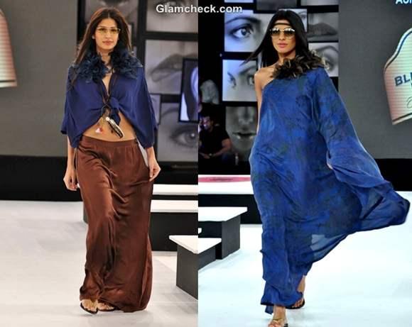 Asmita Marwa Blenders Pride Fashion Tour 2012 collection
