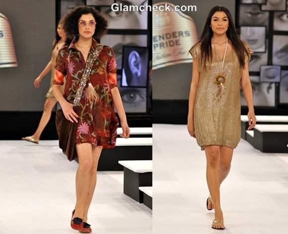 Blenders Pride Fashion Tour 2012 Asmita Marwa collection-3