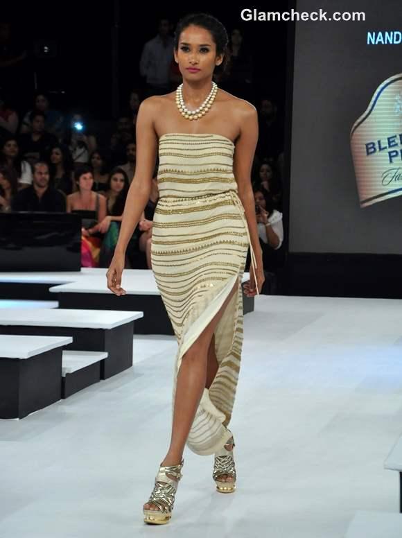 Blenders Pride Fashion Tour 2012 Mumbai Nandita Mahtani-2