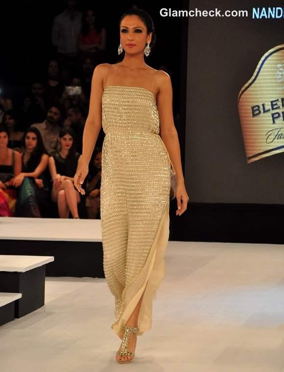 Blenders Pride Fashion Tour 2012 Mumbai Nandita Mahtani