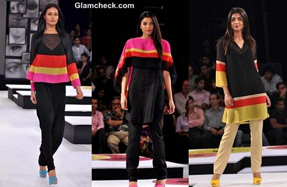 Blenders Pride Fashion Tour 2012 mumbai Wendell Rodricks collection-2